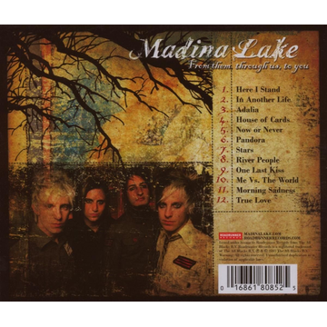 Madina Lake From Them,Through Us,To You