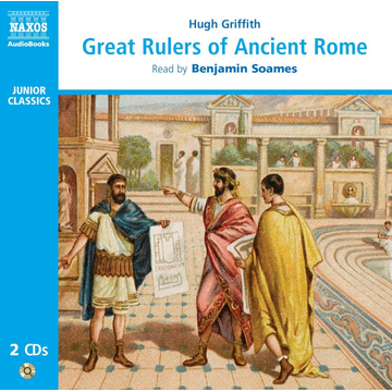 Griffith, Hugh Great Rulers Of Ancient Rome