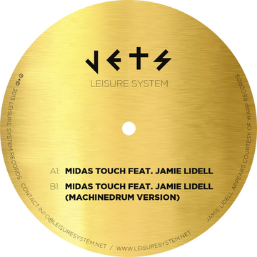 JETS Feat. Lidell,Jamie Midas Touch