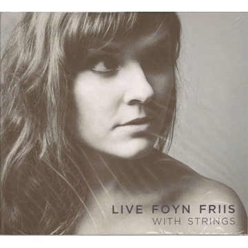 Friis,Live Foyn With Strings