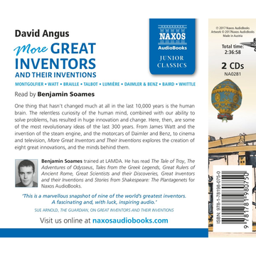 Angus, David More Great Inventors and their Inventions