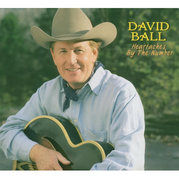 Ball,David Heartaches by the Number