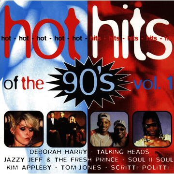 VARIOUS HOT HITS OF THE 90'S VOL.1