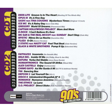 Various 90s-The Collection,Vol.5