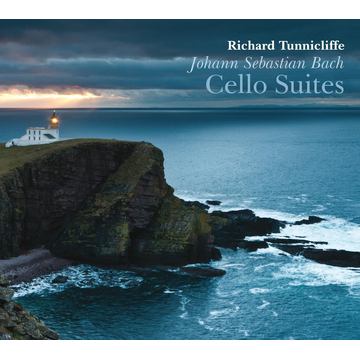 Tunnicliffe,Richard Bach: Cello Suites