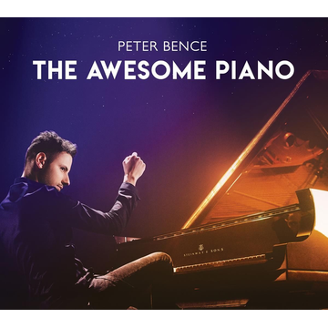 Bence,Peter The awesome Piano