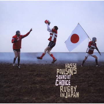 Poulsen,Hasse Rugby in Japan