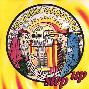 Flamin' Groovies,The Step Up