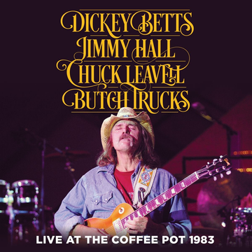 Betts,Dickey Live At The Coffee Pot 1983