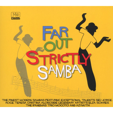 Various Far Out: Strictly Samba