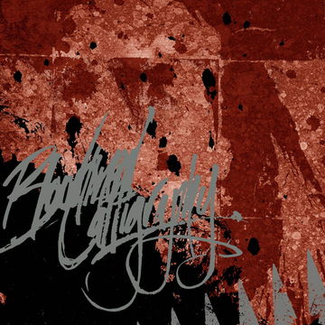 Bloodlined Calligraphy They Want You Silent