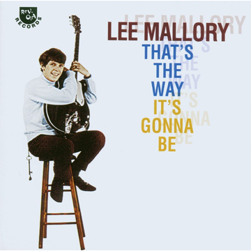 MALLORY,LEE That's the Way It's Gonna Be