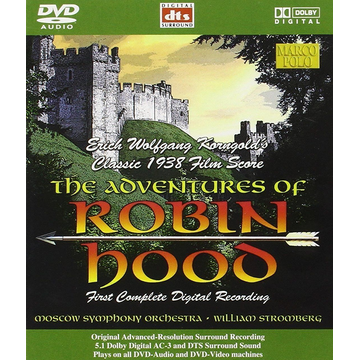 Stromberg,William Erich Wolfgang Korngold: The Adventures of Robin Hood