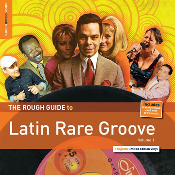 Various Rough Guide: Latin Rare Groove
