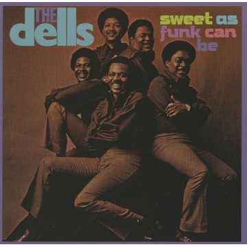 Dells,The Sweet As Funk Can Be