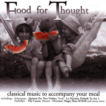 CHICAGO SYMPHONY ORCHESTRA FOOD FOR THOUGHT