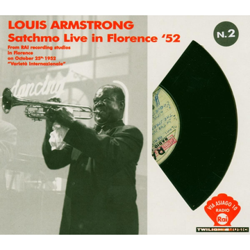 Armstrong,Louis Satchmo: Live in Florence 1952