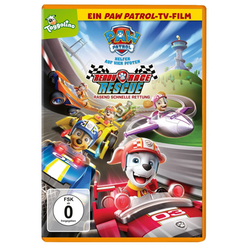 Paw Patrol: Ready Race Rescue-Rasend schnelle...