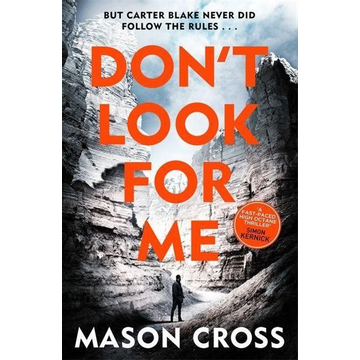 Cross, Mason Hachette UK Don't Look For Me book English Paperback 368 pages