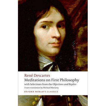 Descartes, Rene ISBN Meditations on First Philosophy ( with Selections from the Objections and Replies ) 336 pages English