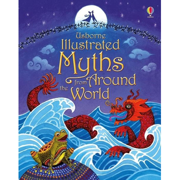 Various Illustrated Myths from Around the World