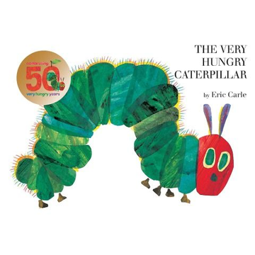 Carle, Eric Very Hungry Caterpillar, the