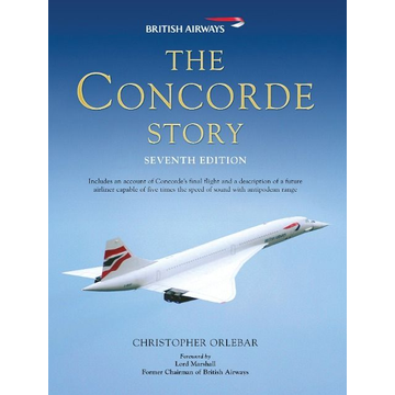 Orlebar, Christopher The Concorde Story