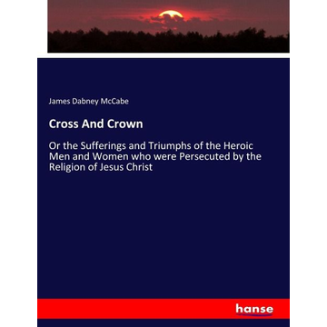 Mccabe, James Dabney Cross And Crown