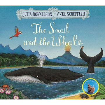 Donaldson, Julia ISBN The Snail and the Whale book English Paperback 32 pages