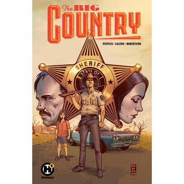 Peeples, Quinton The Big Country