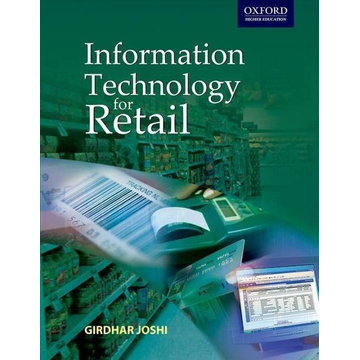 Joshi, Girdhar ISBN Information Technology for Retail book 436 pages