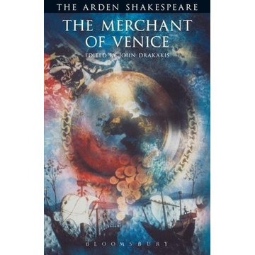 William Shakespeare ISBN The Merchant Of Venice (Third Series)