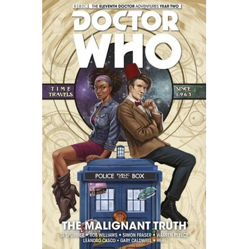 Spurrier, Si Doctor Who: The Eleventh Doctor Volume 6 - The Malignant Truth