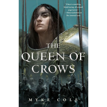Cole, Myke Cole, M: The Queen of Crows