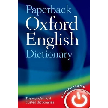 Oxford Languages ISBN 9780199640942 book Reference & languages English Paperback 1024 pages