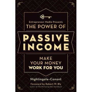Nightingale-Conant The Power of Passive Income: Make Your Money Work for You