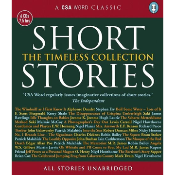Canongate Books Ltd. Short Stories - The Essential Timeless Collection