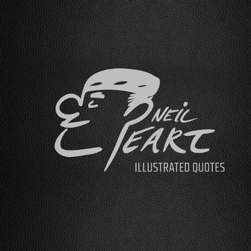 Calcano, David Neil Peart: The Illustrated Quotes