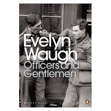 Waugh, Evelyn Penguin OFFICERS AND GENTLEMEN book English Paperback 256 pages