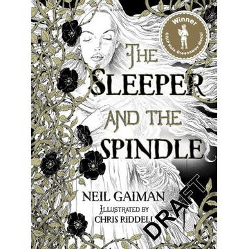 Gaiman, Neil The Sleeper and the Spindle