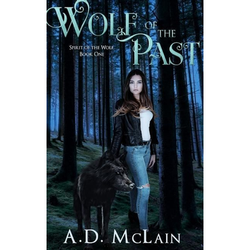 McLain, A. D. Wolf Of The Past