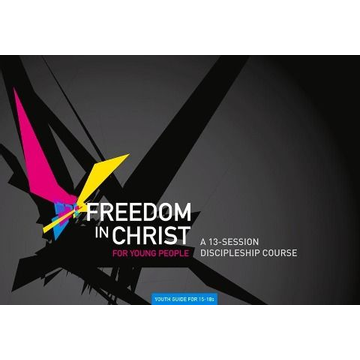 Goss, Steve Freedom in Christ for Young People, 15-18