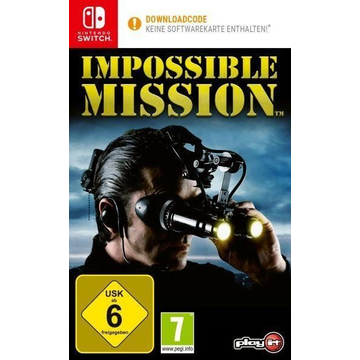 Impossible Mission (Code in a Box) (Nint. Switch)