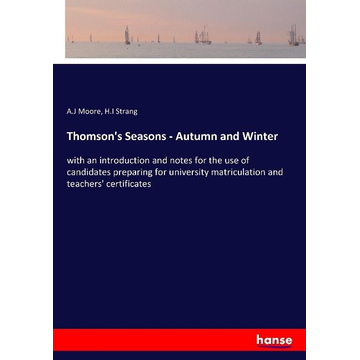 Moore, A. J Thomson's Seasons - Autumn and Winter