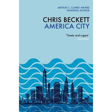Beckett, Chris (Author) ISBN America City book Paperback 416 pages