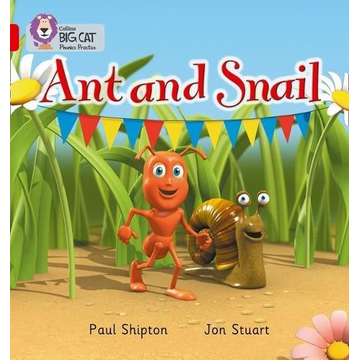 Shipton, Paul Ant and Snail