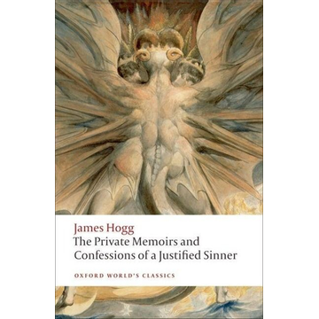 Hogg, James ISBN The Private Memoirs and Confessions of a Justified Sinner book