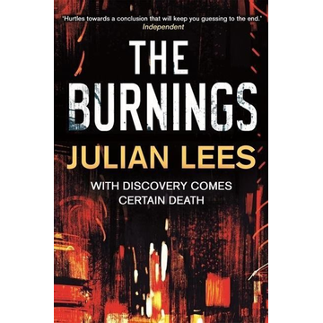 Lees, Julian Hachette UK The Burnings book English Paperback 400 pages