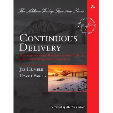 Humble, Jez Continuous Delivery