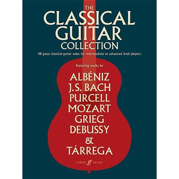 HARRIS, PAUL The Classical Guitar Collection